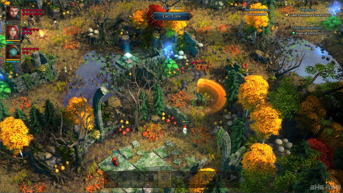 德鲁伊之石:巨石林的秘密截图0