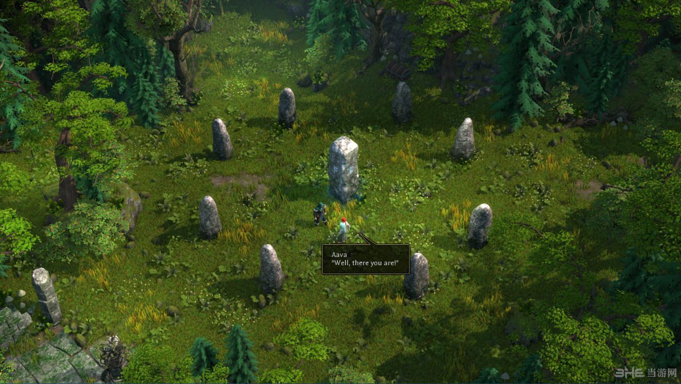 德鲁伊之石:巨石林的秘密截图2