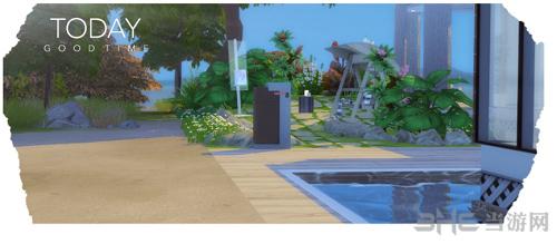 模拟人生4豪华海滨度假别墅MOD截图1