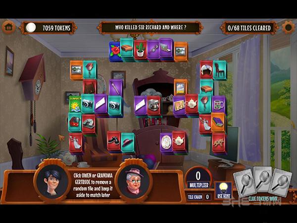 团队侦探:纸牌与麻将之谜截图2