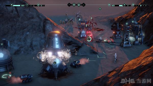 火星Z:战术基地防御截图4