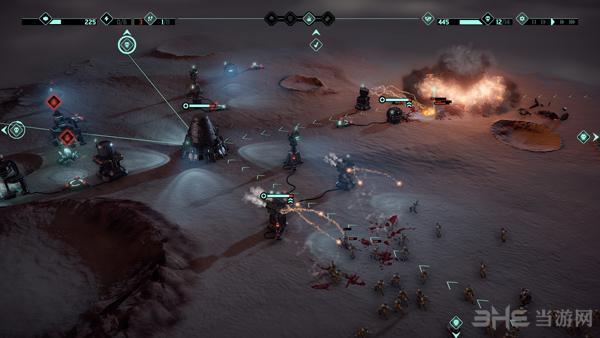 火星Z:战术基地防御截图5