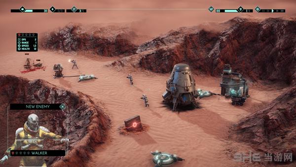 火星Z:战术基地防御截图0