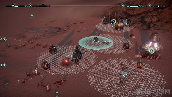 火星Z:战术基地防御截图3