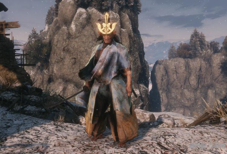 只狼主角替换剑圣和弦一郎MOD截图0
