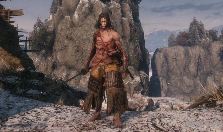只狼主角替换剑圣和弦一郎MOD截图2