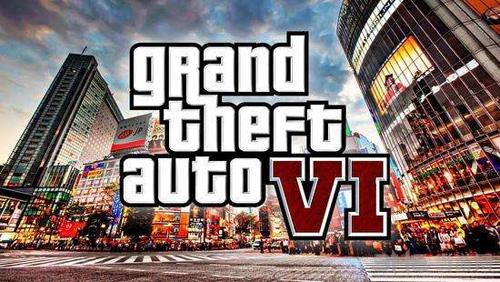 GTA6玩家假想图