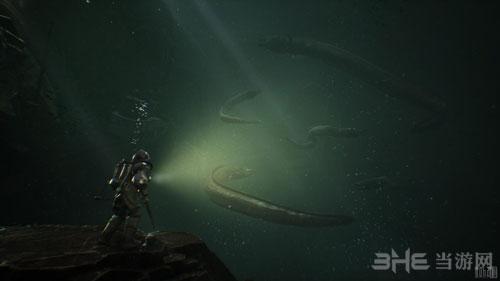 《沉没之城》游戏截图4