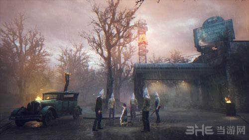 《沉没之城》游戏截图5