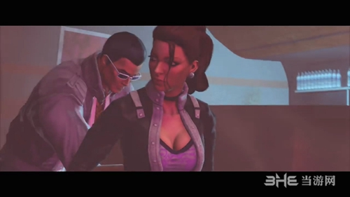 《黑道圣徒3》游戏截图1