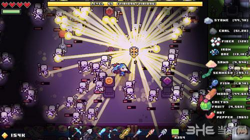 浮岛物语游戏截图2