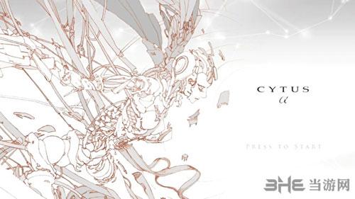 Cytusα游戏截图
