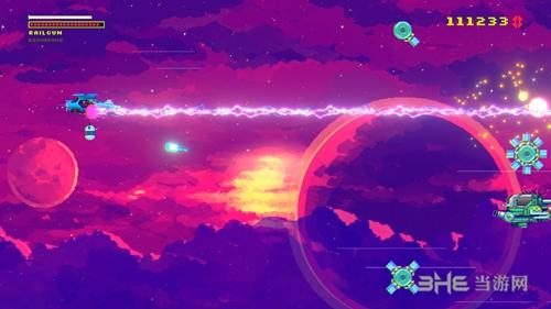 《黑色悖论》游戏截图