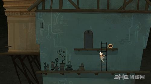 《月影之塔》 游戏截图