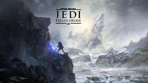 《Star Wars Jedi:Fallen Order》宣传图