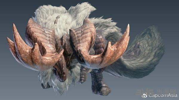 怪物猎人世界原画2