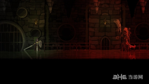 黑暗献祭游戏截图1