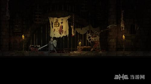 黑暗献祭游戏截图2