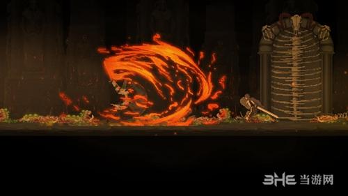 黑暗献祭游戏截图3