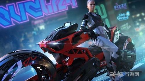 《星际公民》游戏宣传图
