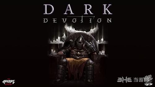 黑暗献祭游戏宣传图