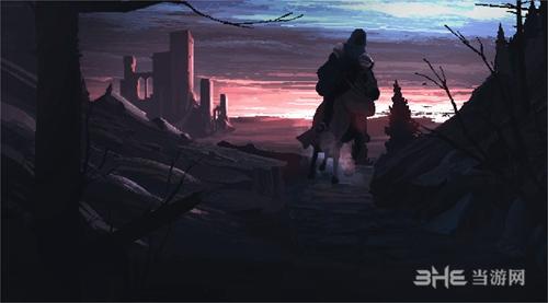 黑暗献祭游戏宣传图2