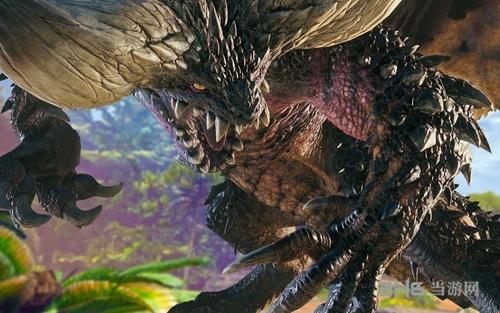 怪物猎人世界历战王灭尽龙