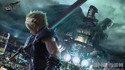 《最终幻想7》截图