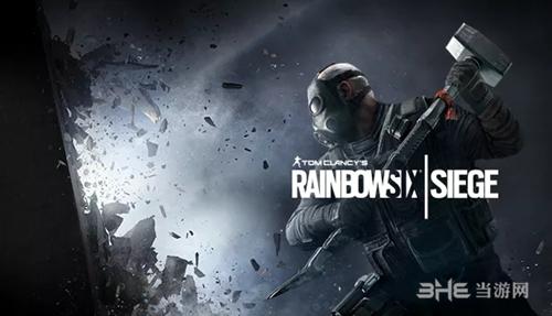 《彩虹六号》游戏宣传图
