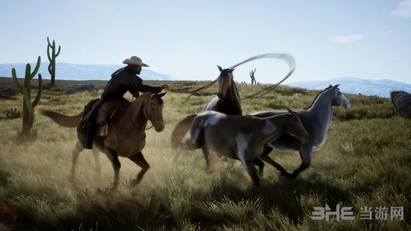 西部世界游戏宣传图2