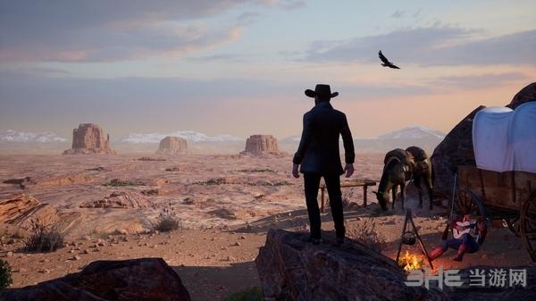 西部世界游戏宣传图3