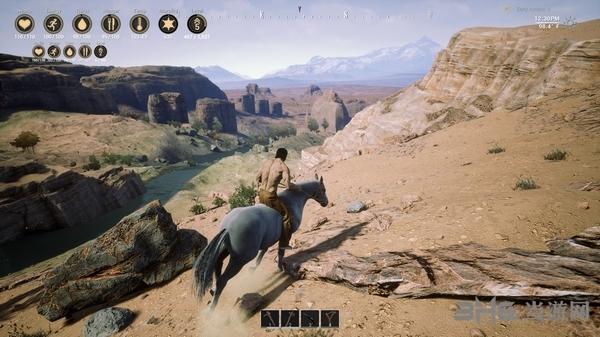 西部世界游戏宣传图4