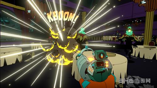 《虚空混蛋》游戏宣传图
