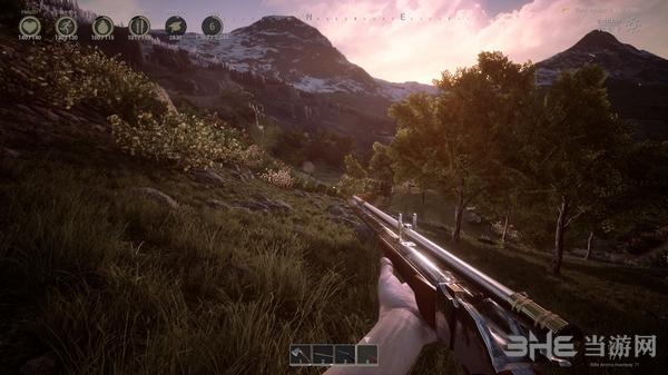 西部世界游戏宣传图