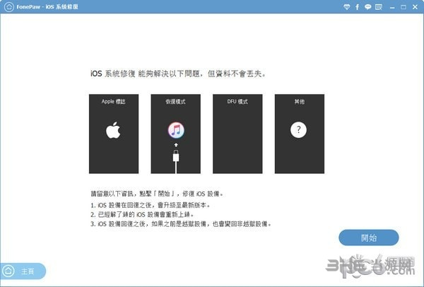FonePaw iPhone Data Recovery图片3