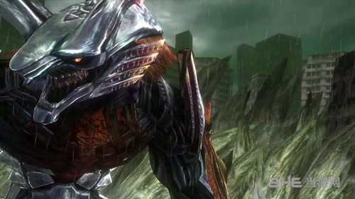 噬神者2:狂怒解放宣��D2