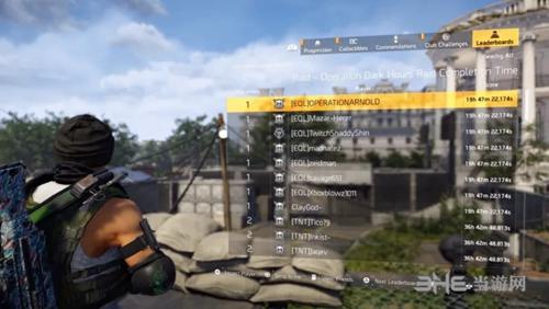 《全境封锁2》游戏截图