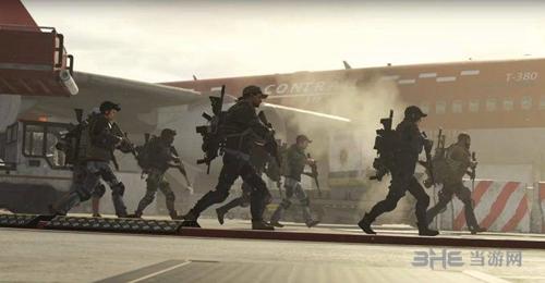 《全境封锁2》宣传图1