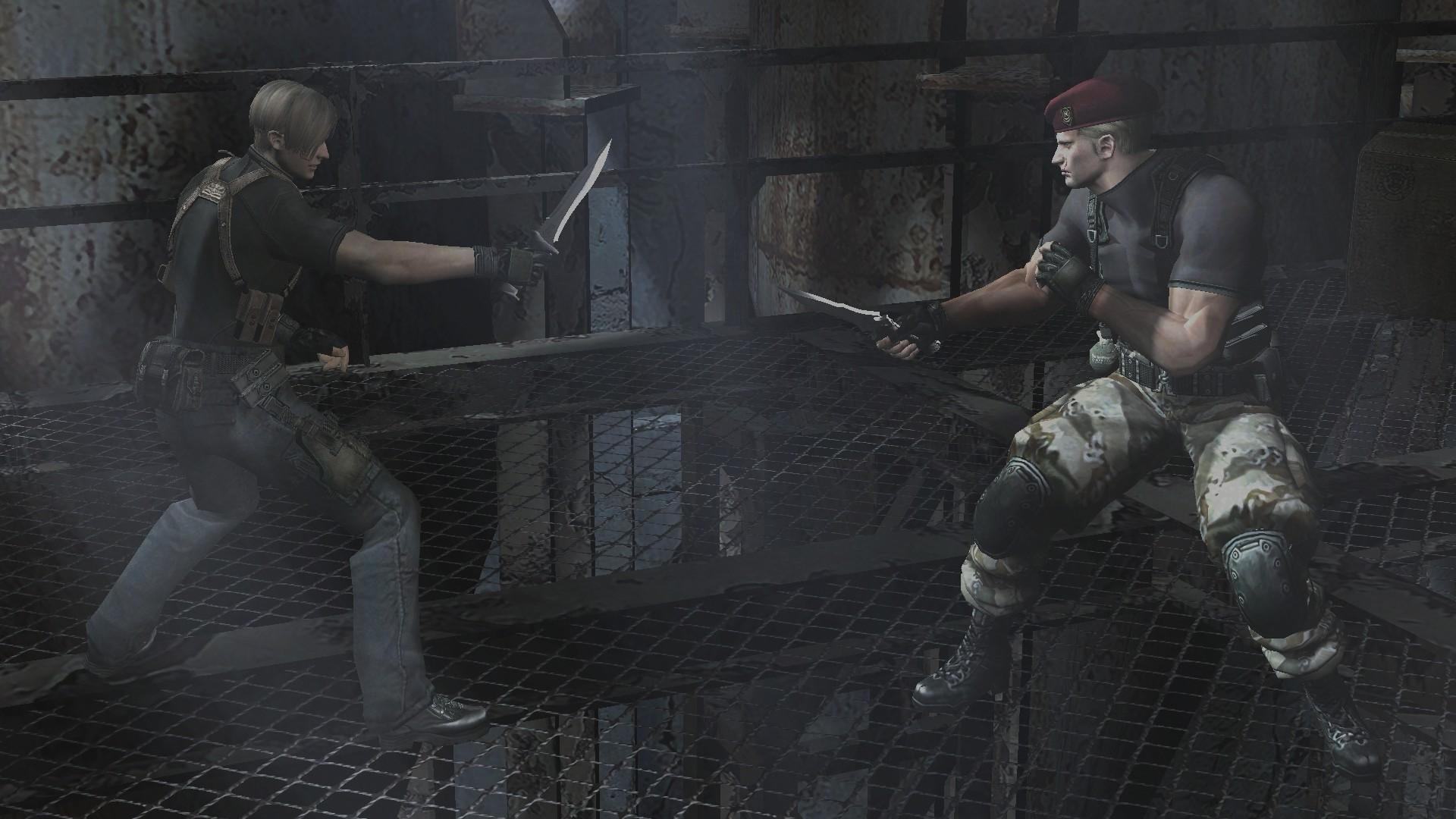生化危机 4游戏宣传图