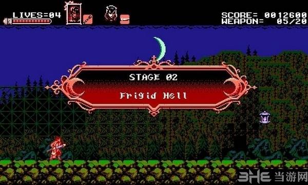 血污月之诅咒游戏截图1