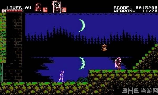 血污月之诅咒游戏截图3