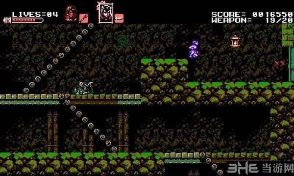 血污月之诅咒游戏截图5