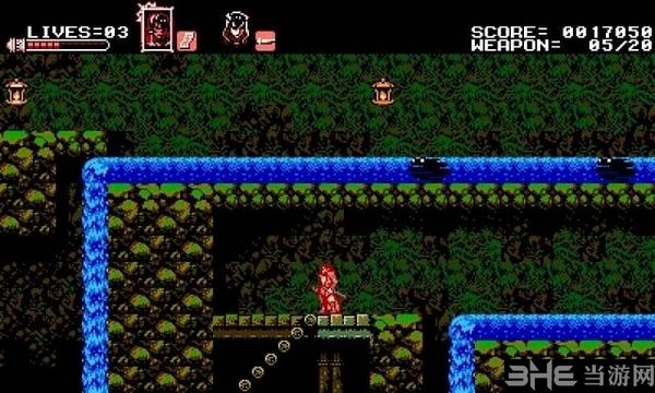 血污月之诅咒游戏截图7