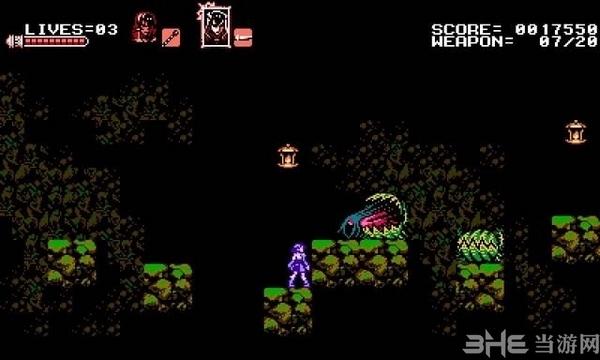 血污月之诅咒游戏截图8