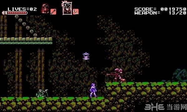 血污月之诅咒游戏截图9