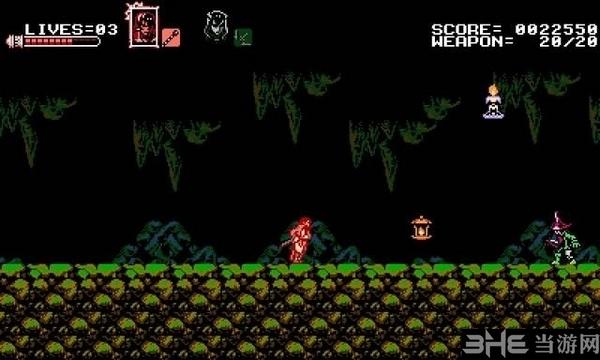 血污月之诅咒游戏截图11