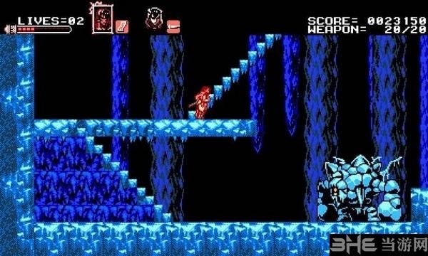 血污月之诅咒游戏截图12