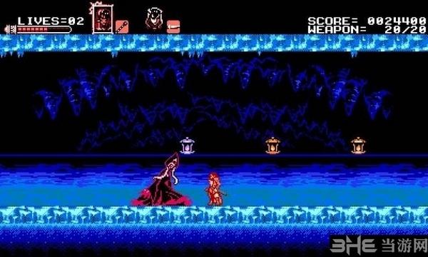 血污月之诅咒游戏截图13