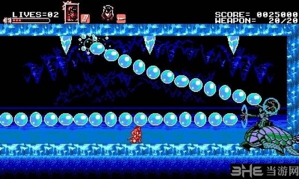 血污月之诅咒游戏截图14