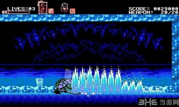 血污月之诅咒游戏截图15